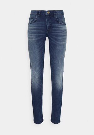 LYON - Jeans Skinny Fit - dark denim