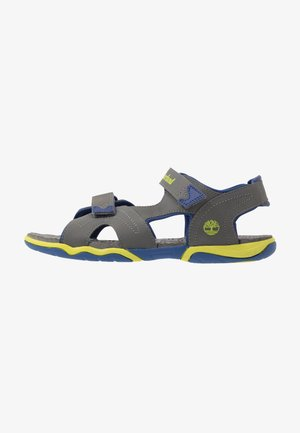 ADVENTURE SEEKER 2 STRAP - Walking sandals - dark grey
