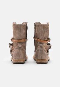 A.S.98 - Cowboy/biker ankle boot - dust - 3