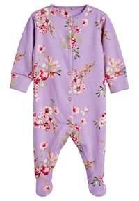Next - 3PACK - Sleep suit - pink - 4