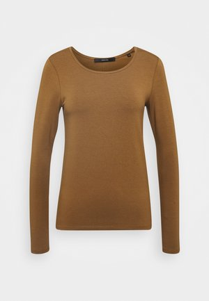 KALIA - Long sleeved top - roasted hazel