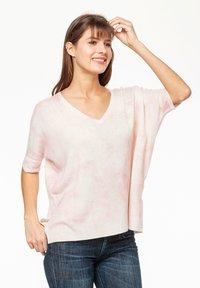 Rosa & Me - GRACE - Print T-shirt - light pink - 1