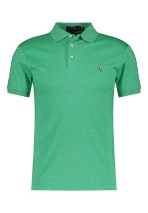 POLO RALPH LAUREN HERREN POLOSHIRT SLIM FIT KURZARM - Polo shirt - grün