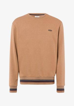 Sweatshirt - zimt