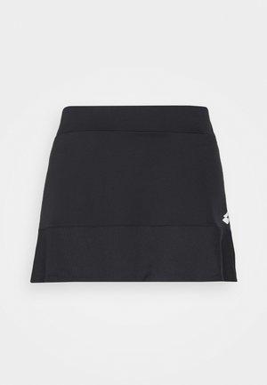 SQUADRA SKIRT - Falda de deporte - all black