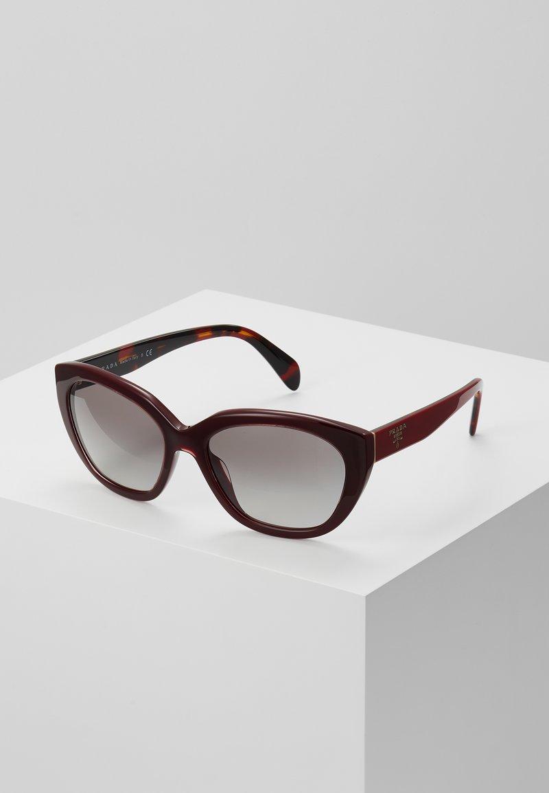 Prada - Sunglasses - red
