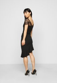 SISTA GLAM PETITE - LYNDIA - Cocktail dress / Party dress - black - 2