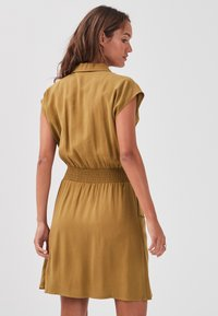 Cache Cache - Shirt dress - olive green - 2