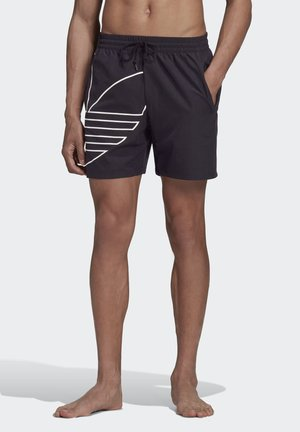 Big Trefoil Swim Shorts - Short de bain - Black
