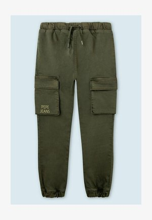 Cargo trousers - denim