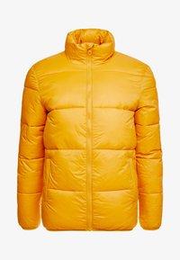 We are Cph - BEN - Winter jacket - dark yellow - 4