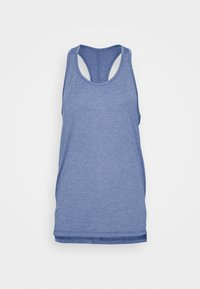 Nike Performance - YOGA LAYER TANK - Camiseta de deporte - diffused blue - 3
