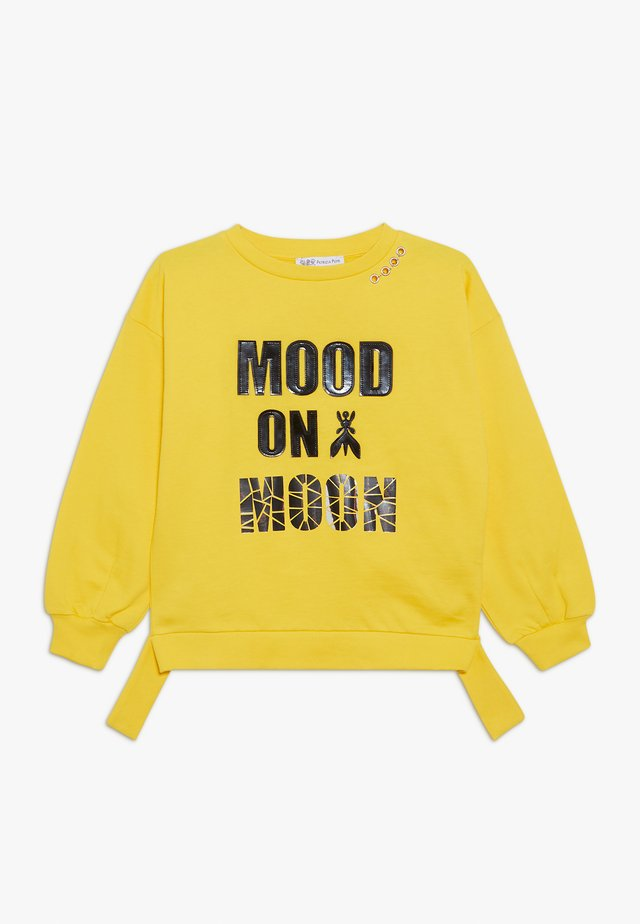 MOOD OF MOON - Felpa - giallo