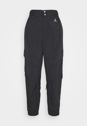 W J UTILITY PANT - Trousers - black