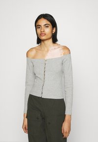 Even&Odd - Blouse - mottled grey - 0