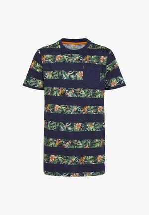 WE FASHION JONGENS T-SHIRT MET GEMIXT DESSIN - T-shirt print - all-over print