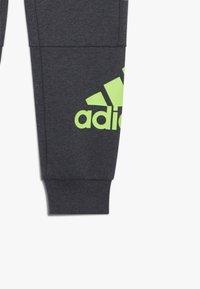 adidas Performance - Pantalones deportivos - mottled dark grey - 3