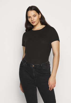 VMAVA - Basic T-shirt - black
