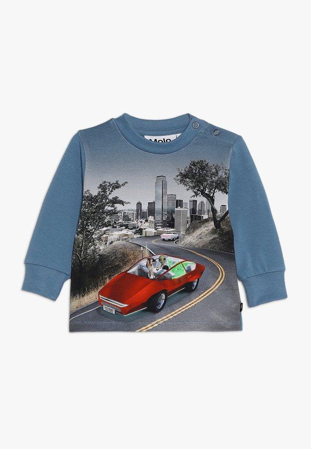 ELOY - Pitkähihainen paita - blue