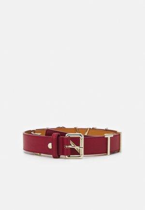 EMMA WINTER - Belt - rosso