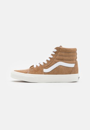 SK8-HI - Skate shoes - brown sugar/snow white