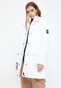 Finn Flare - Winter coat - white - 3