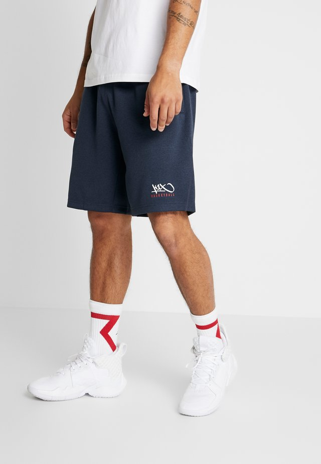 CORE ALL DAY - Sports shorts - navy
