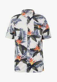 Quiksilver - POOLSIDERSS - Shirt - snow white - 3