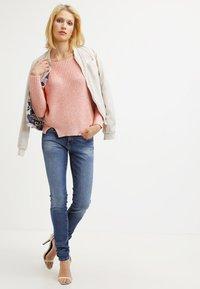 Mavi - ADRIANA - Jeans Skinny Fit - deep shadded - 1