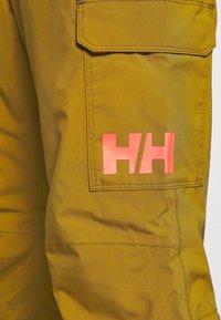 Helly Hansen - SWITCH INSULATED PANT - Schneehose - uniform green - 5