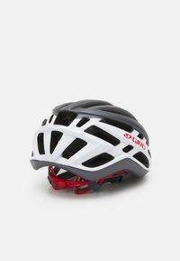 Giro - AGILIS UNISEX - Helm - matte portaro grey/white/red - 1