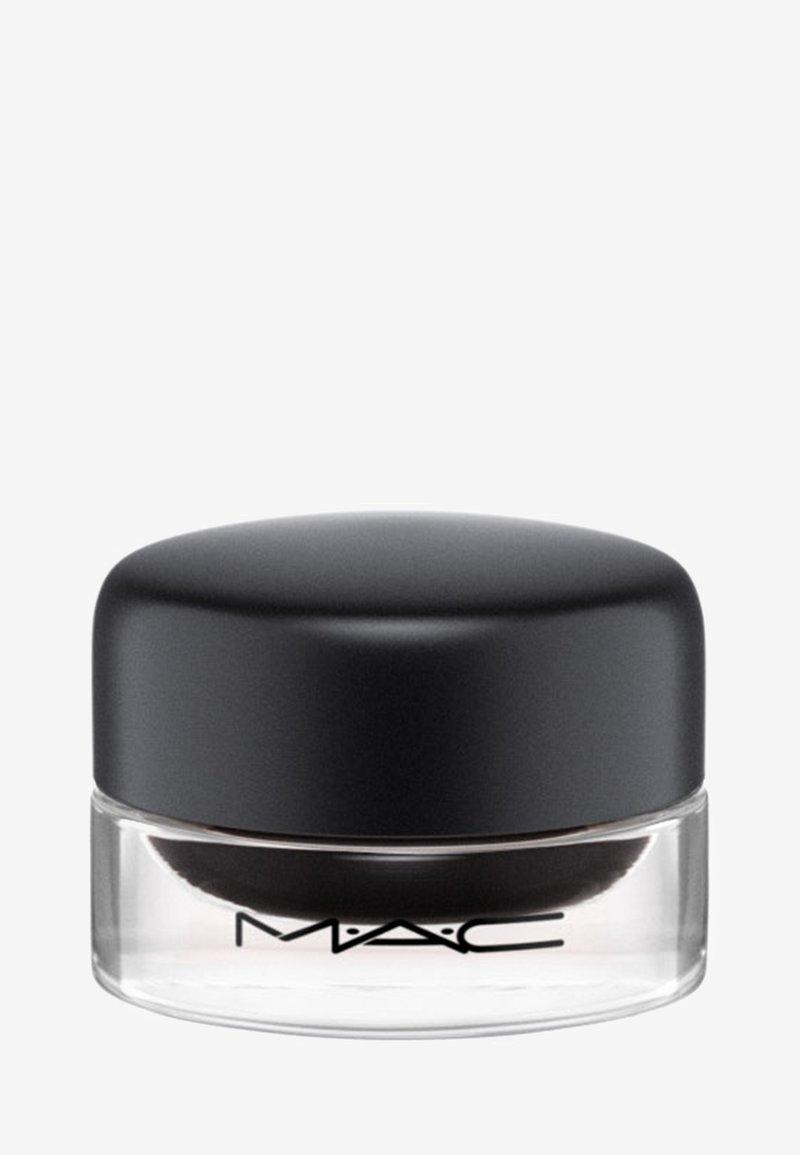 MAC - PROLONGWEAR FLUIDLINE EYELINER AND BROW GEL - Eyeliner - blacktrack