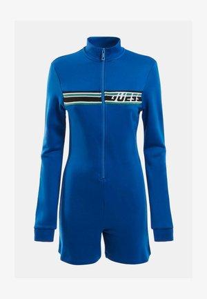 FRONTLOGO - Jumpsuit - mehrfarbig/grundton blau