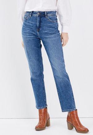 Jeansy Straight Leg - denim stone