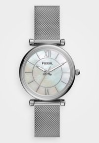 Fossil - CARLIE - Watch - silver-coloured - 0