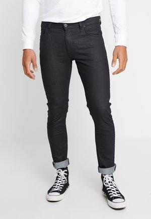 LUKE ZIP POCKET - Jeans slim fit - black denim