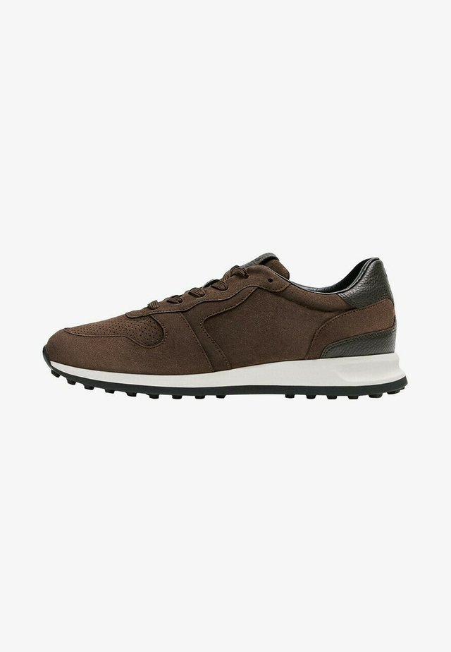 Sneakers basse - brown