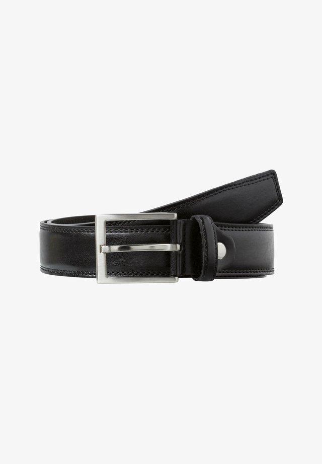 STYLE HERRENGÜRTEL - Belt - black
