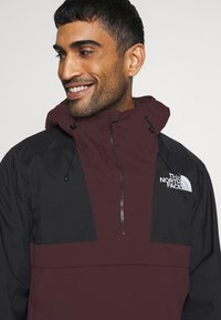 The North Face - SILVANI ANORAK - Ski jacket - bordeaux/black - 3