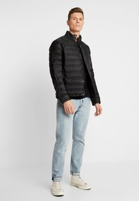 Springfield - ACOLCHADA DAILY - Giacca invernale - black - 1