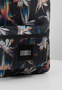 O'Neill - COASTLINE GRAPHIC - Ryggsäck - black/yellow - 7