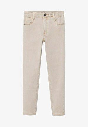PERU - Džíny Slim Fit - beige