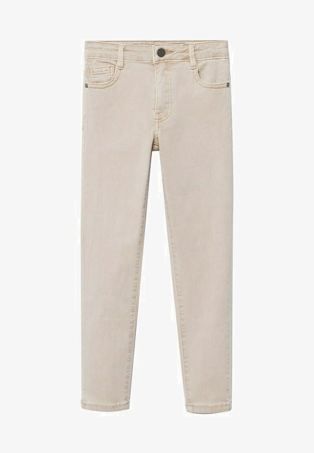 PERU - Jeans slim fit - beige