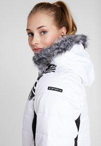 Icepeak - VIGEVANO - Kurtka narciarska - optic white - 5