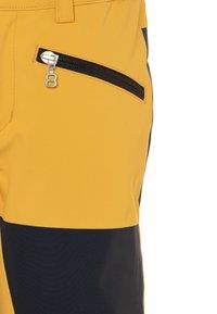 8848 Altitude - CODY PANT - Zimní kalhoty - mustard - 3