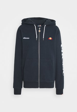 SERINATAS - Zip-up hoodie - navy