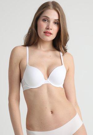 CLASSIC CUSTOM LIFT BRA - Push-up bra - white