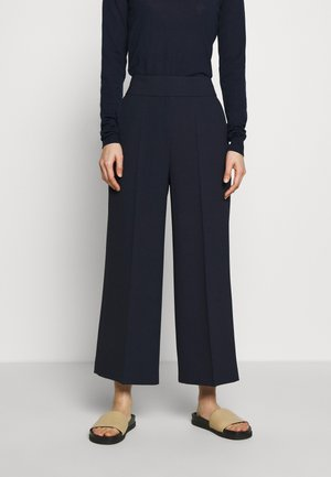 HALASA - Trousers - open blue
