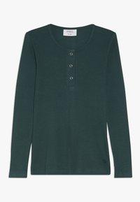 D-XEL - POVLINE - Langærmede T-shirts - bug green - 0