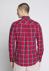 Tommy Jeans - Shirt - racing red/multi-coloured - 2
